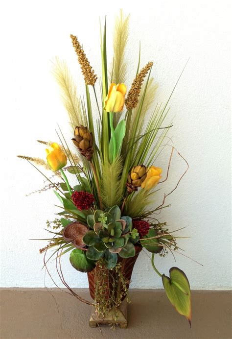 dry flowers decoration for home 15 best images about tall floral arrangements on pinterest