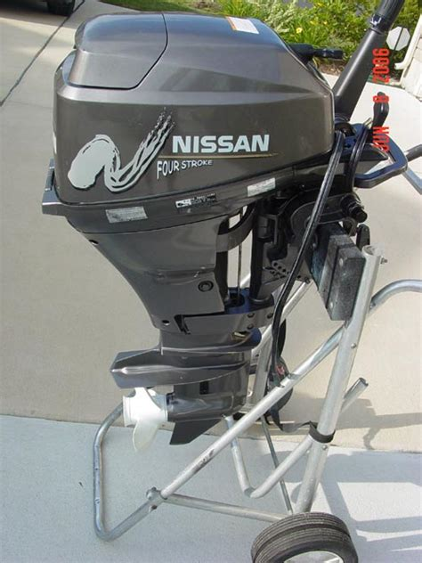 nissan engine in a boat nissan free engine image for