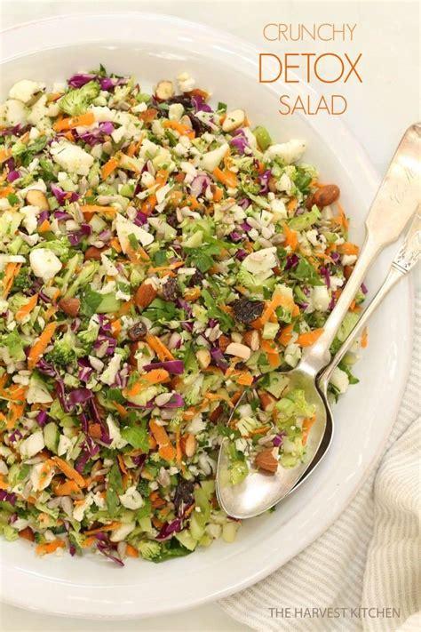 Http Pinchofyum Detox Cauliflower Salad by Crunchy Detox Salad Loaded With Nutrients Beautiful
