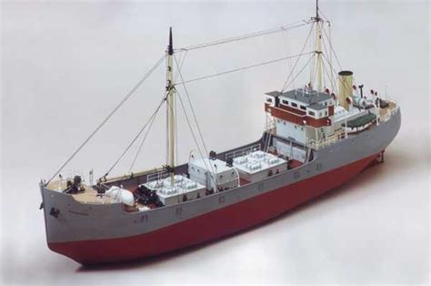 model boats uk magazine caldercraft brannaren swedish coastal tanker 1 48 scale