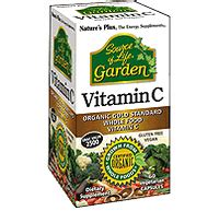 Garden Of Vitamin C by Nature S Plus Source Of Garden Garden Vitamin C 500