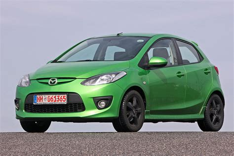 Mazda 2 Auto Bild gebrauchtwagen test mazda2 typ de bilder autobild de