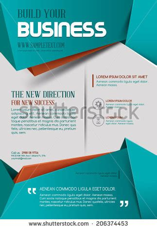 business poster template flyer stock photos images pictures