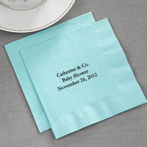 Personalized Baby Shower Napkins Cheap by Personalized Baby Shower Napkins 50 Pcs Baby Shower