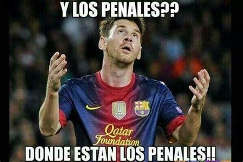 Meme Messi - memes sobre el barcelona tras caer 2 1 ante real madrid en