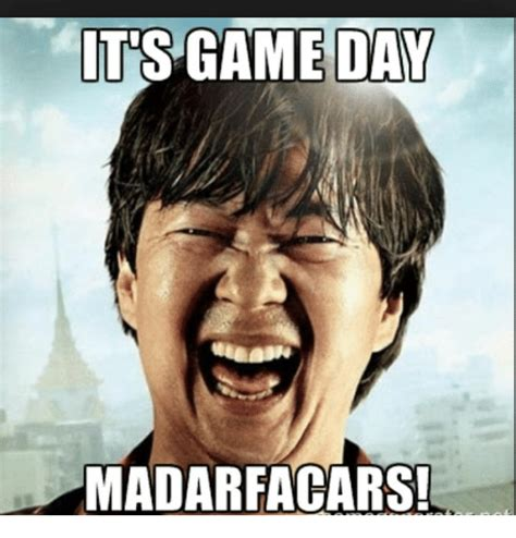Game Day Meme - its game day madarfacars nfl meme on sizzle