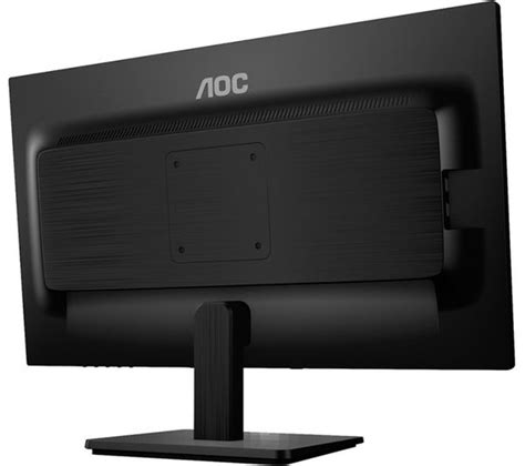 Monitor Komputer Led Aoc aoc e2475swqe hd 23 6 quot led monitor black deals pc world