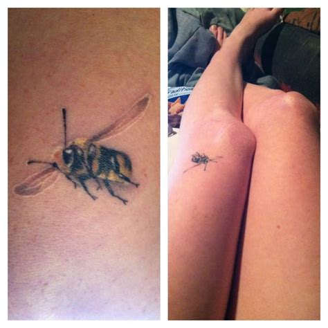 bees knees tattoo 85 beautiful bee tattoos ideas