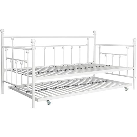 daybed size w size with roll out trundle manila