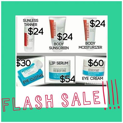 skin care company rodan fields pursuing a sale wsj flash sale order will be placed friday 7 22