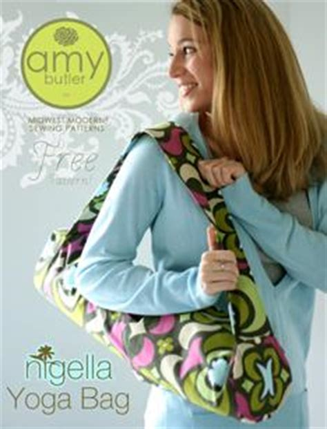 yoga bag pattern amy butler amy butler nigella yoga bag sewing pattern