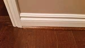 show molding shoe molding which do you like painted or stained see