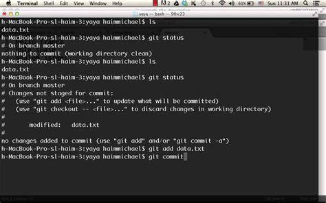 git tutorial push commit the git pull git push command youtube