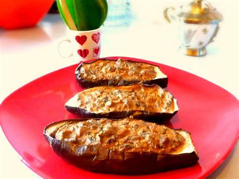 quick stuffed eggplant recipe  seaman mom
