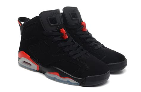 newest sneakers 2015 air 6 vi retro black infrared cheap for sale