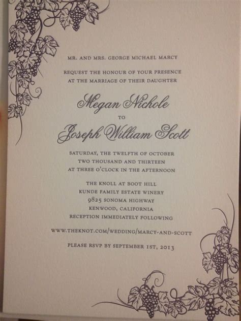 Wedding Invitation Printers