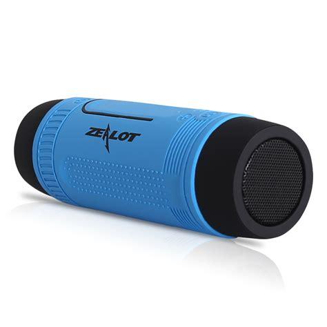 Speaker Zealot s1 multi function bluetooth speaker zealot