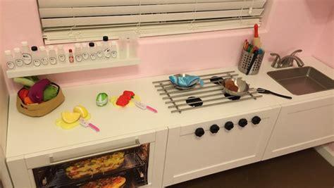 meuble cuisine enfant une cuisine de professionnel pour enfant bidouilles ikea
