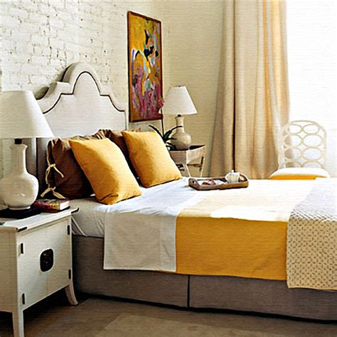 yellow white and gray bedroom 22 beautiful yellow themed small bedroom designs