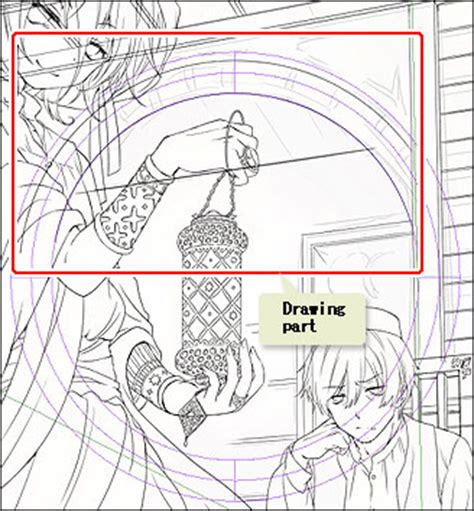 paint tool sai perspective ruler how to clip studio paint clip studio net