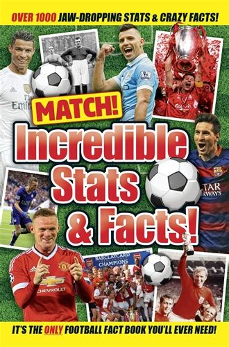 match incredible stats and facts pan macmillan au