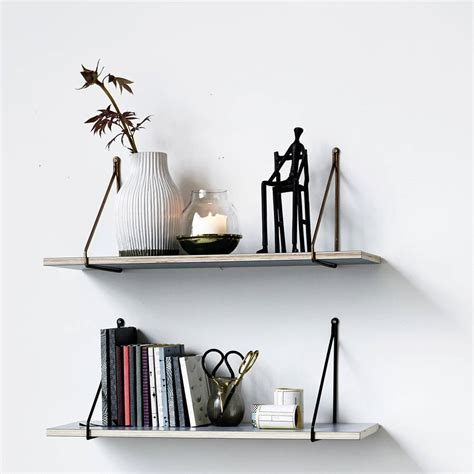 hanging selves hanging shelf by idyll home notonthehighstreet