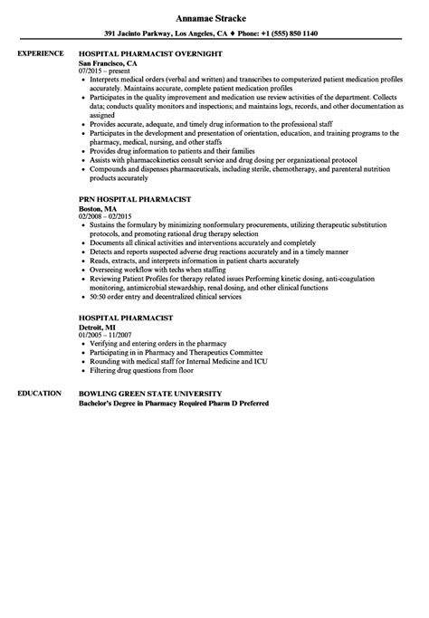 sample pharmacy technician resume pharmacist s for pertaining to