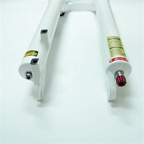 Fork Mtb Xcr 27 5 White sr suntour mountain bike disc fork xct 26 quot 80mm sporting