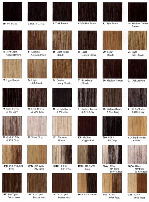 8 Best Hair Colour Chart Images On Colour Chart Hair Color Charts And Hair Color 85 Best Hair Color Chart Images On Hair Coloring Hairstyle Ideas And Gorgeous Hair