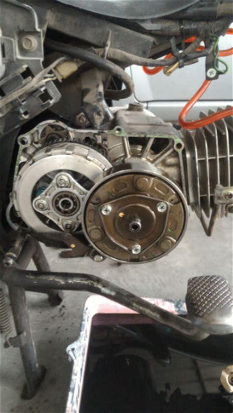 Cover Enjin Ex5 Menukar Klac Motor Ex5 Secara Menual Cakap Pomen Motor