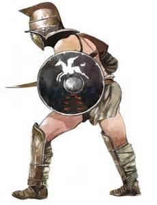 Dessin De Gladiateur L L L L L L L