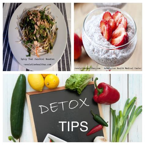 Detox Advice by Detox Tips Revolution Health Center