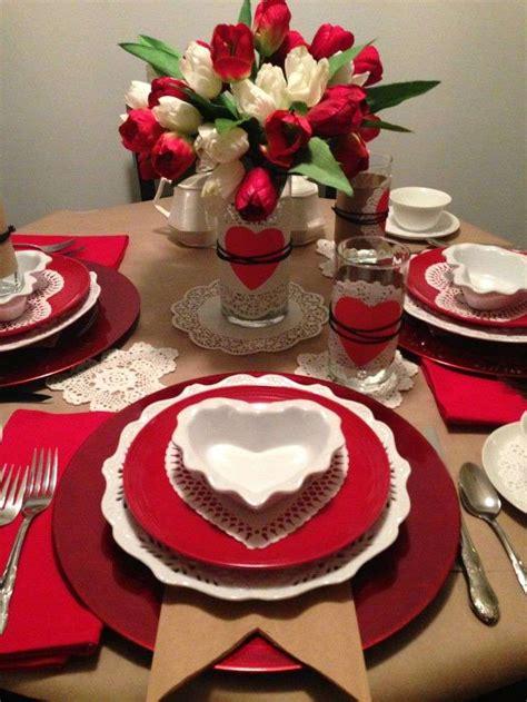 idee tavola san valentino idee addobbi tavola san valentino foto 13 40 buttalapasta