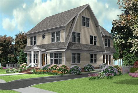 dutch colonial houses dutch colonial home designs over 5000 house plans