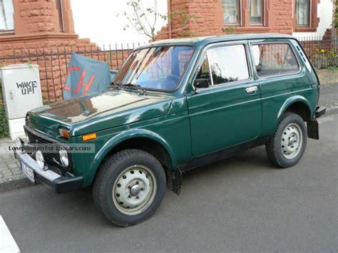 Lada Niva 1 7 Specs 1998 Lada Niva 1 7 I Single Point Injection Car Photo