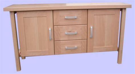 Kitchens Interiors Freestanding Kitchen Beech Base Cupboard