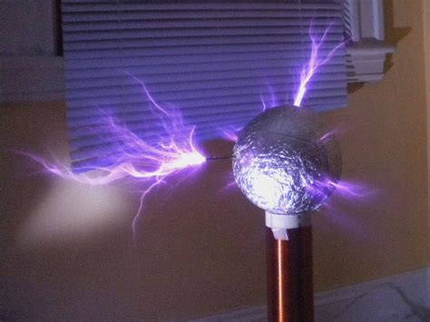 Tesla Coil Information How To Build A Spark Gap Tesla Coil Sgtc Do It Yourself