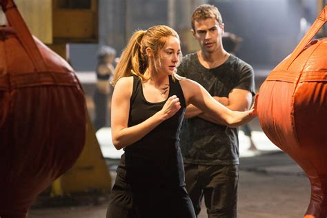 divergent movie stills bts photo hq untagged