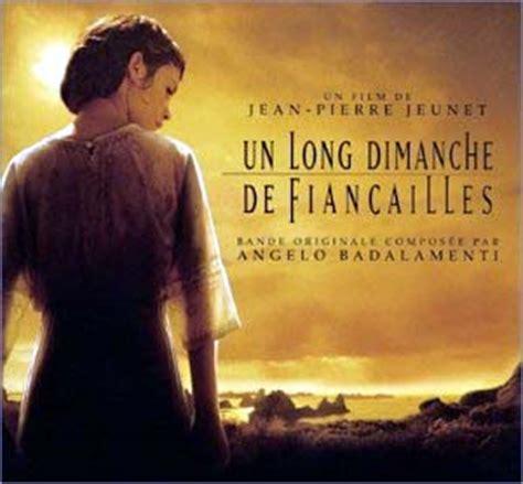 un long dimanche de fianailles soundtrack details soundtrackcollector com