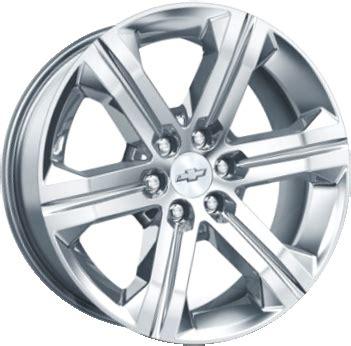 2017 chevy silverado replacement tire and rim   2017