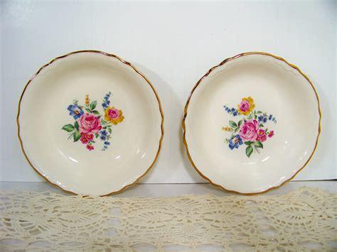 vintage usa pottery dinnerware