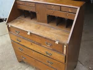 18th century oak bureau desk antiques atlas