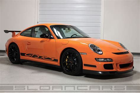 porsche gt3 rs orange 2007 porsche 997 gt3 rs coupe orange black 11