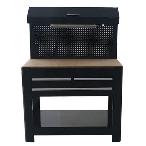 4 drawer kobalt tool bench zoomed kobalt heavy duty 3 drawer workbench black