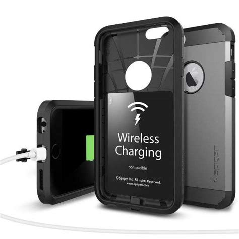 Casing Hardcase Hp Iphone 6 6s Air Jump X5932 spigen releases iphone 6s with qi wireless charging
