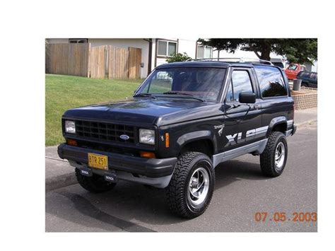 how it works cars 1984 ford bronco ii engine control radiator 1984 ford bronco ii specs photos modification info at cardomain