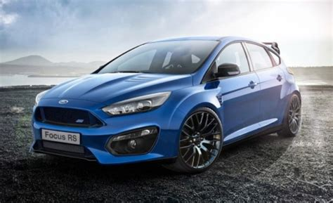 Ford Rs 2020 by 2020 Ford Focus Rs Price Specs Review Release Date 2020