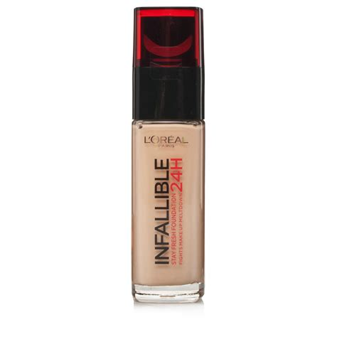 L Oreal Infallible Foundation Indonesia l oreal infallible foundation honey golden beige 140