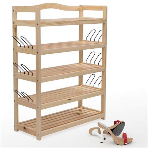 scarpiera scaffale scarpiera a ripiani portascarpe scaffale vero legno