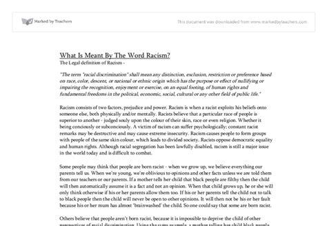 Racism Argumentative Essay by Racism Persuasive Essay Botbuzz Co